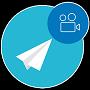 اضافه کردن تماس تصویری  به تلگرام با برنامه Voicegram